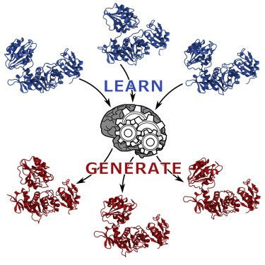 IT seminar – Machine Learning approaches to protein generation