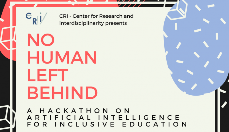 Artificial intelligence for inclusive education Hackathon