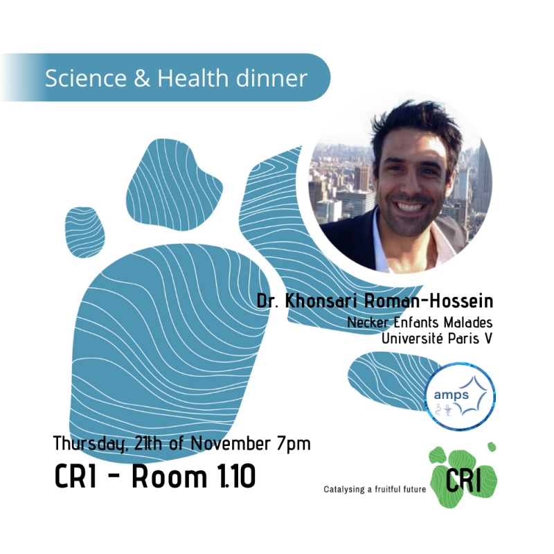 Science & health dinner - Dr. Khonsari R.H.