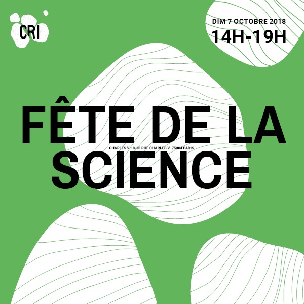 Fête de la science at CRI
