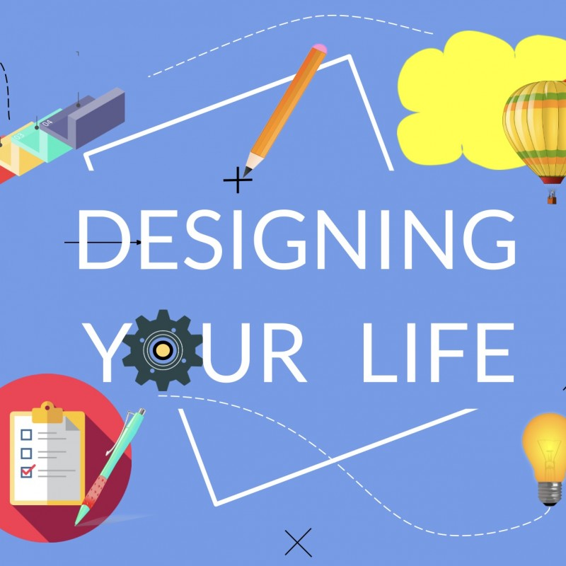 Workshop: Designing your Life (2-parts)