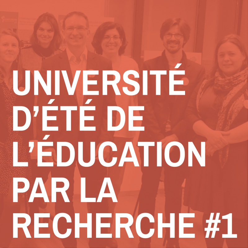 Université d'été Savanturiers #1