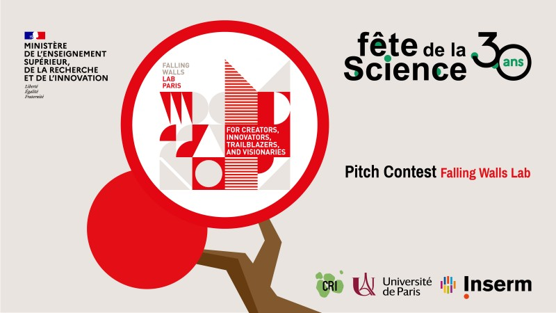 {FDS} FALLING WALLS LAB IS COMING TO PARIS !