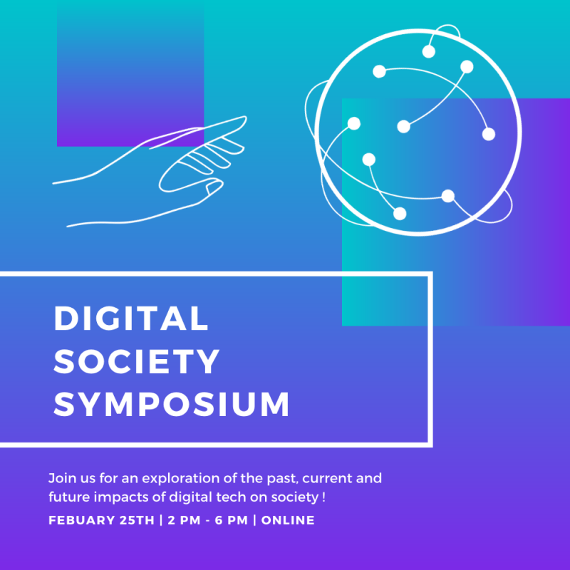 Themathic Workshop: Digital society symposium