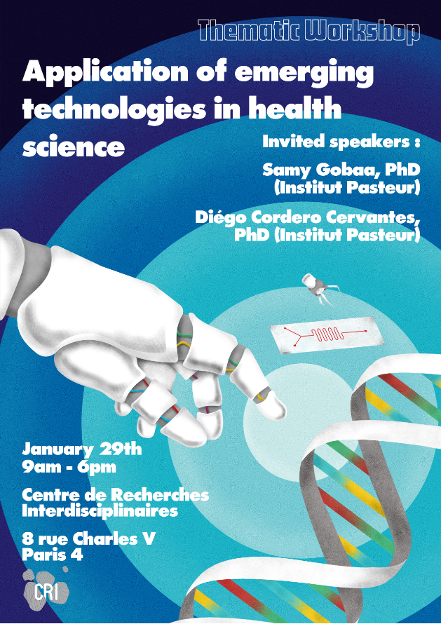 Thematic Workshop: Applications of emerging technologies in health science