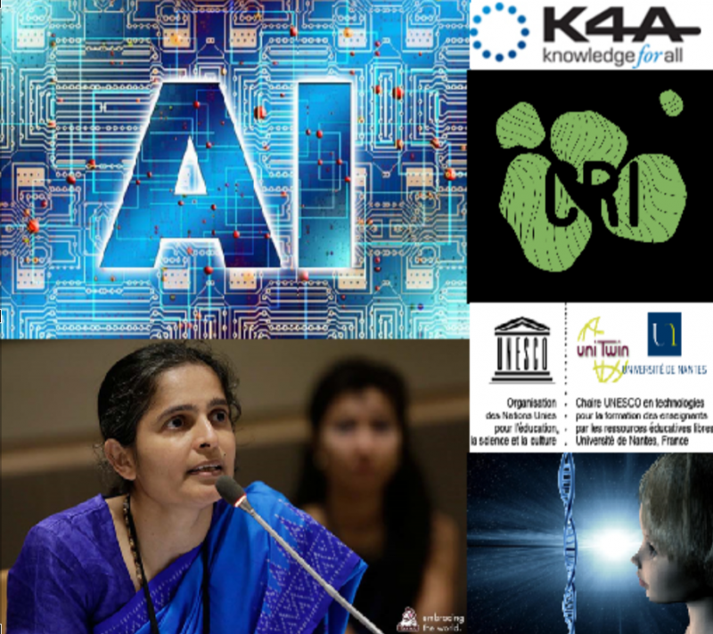 "One day workshop on ""Artificial Intelligence and Women  Empowerment"""