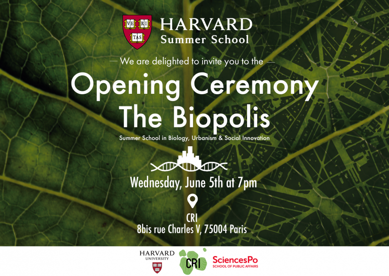 The Biopolis Opening Ceremony