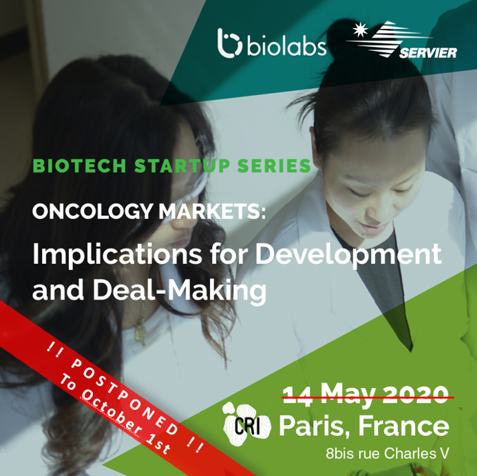 Biotech Start-up Series #2: Oncology Markets, implications for Product Development and Deal-Making