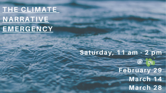 Climate Narrative Emergency: Workshop Series