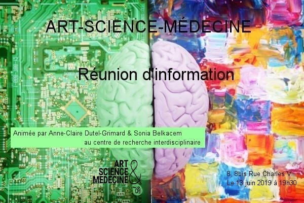 Art Science & Medecine Club / Information Meeting