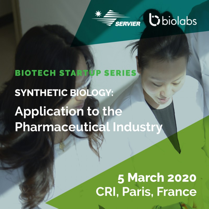 Biotech Start-up Series #1: Synthetic Biology, application to the pharmaceutical industry