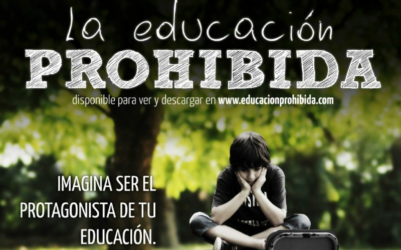 "#Movie Projection ""La educación prohibida"""