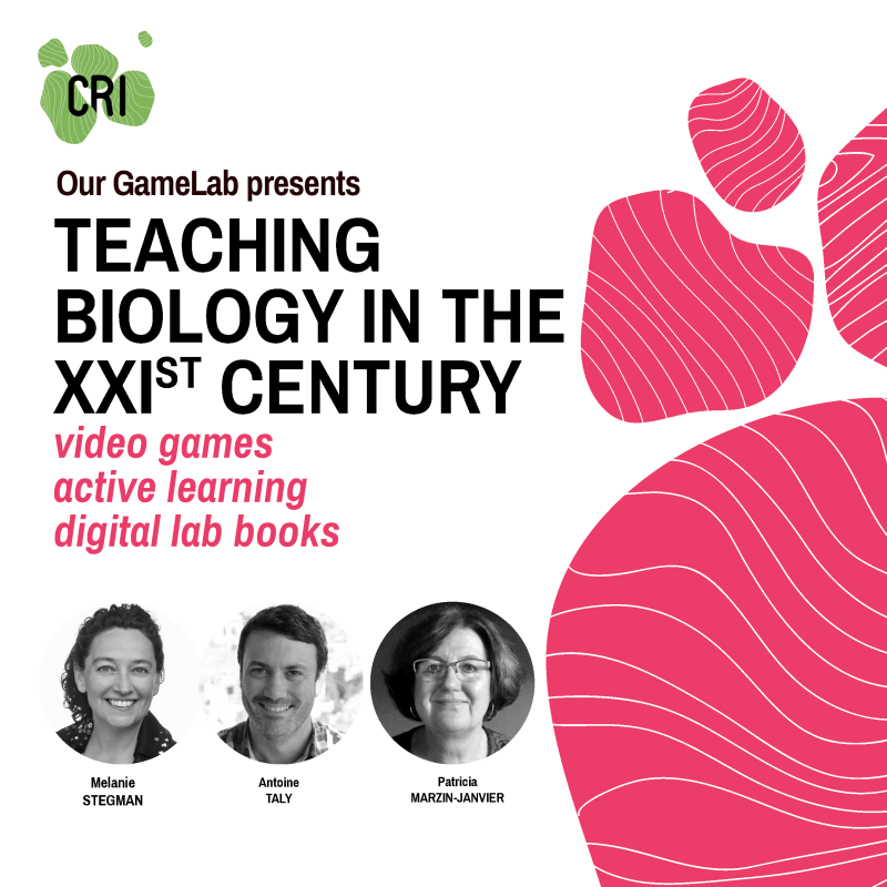 Teaching biology in the XXIst century - video games, active learning, and digital lab books