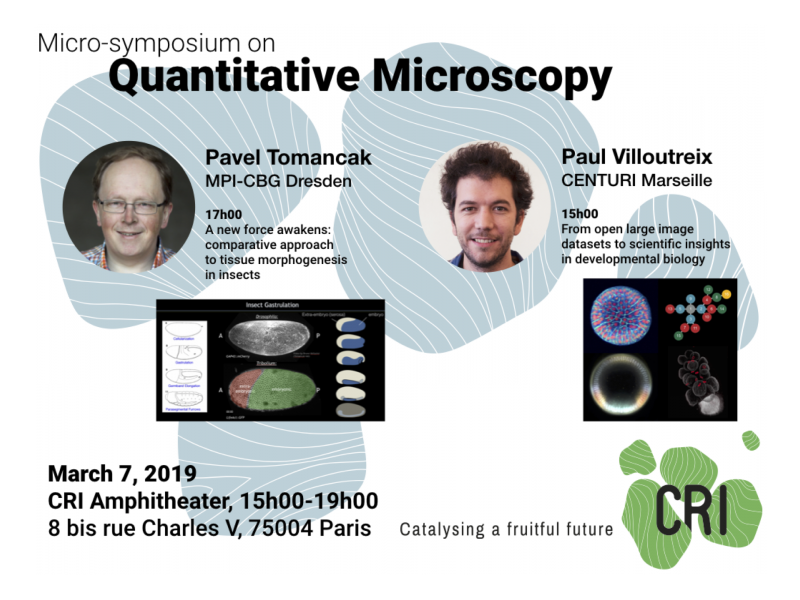 Micro-symposium on Quantitative Microscopy