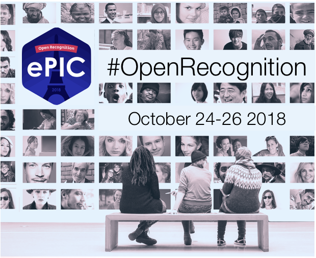 ePIC 16th edition #OpenRecognition