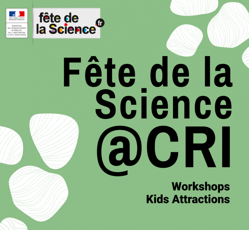 FÊTE DE LA SCIENCE - Workshop, Kids attractions