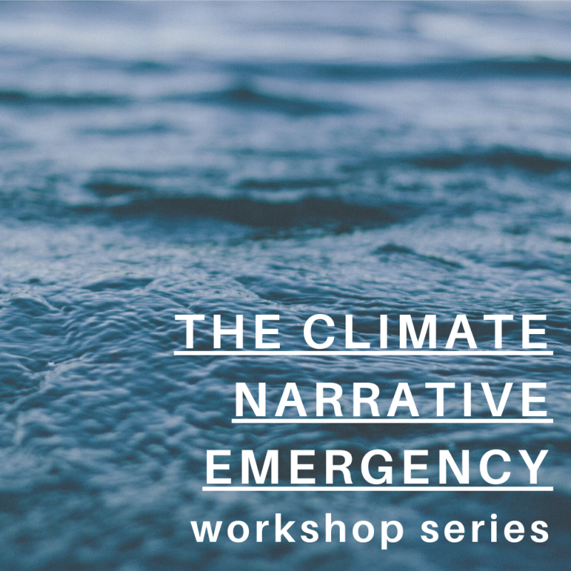 Climate Narrative Circle: Workshop Series